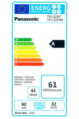 Panasonic TX-L32E6E LED