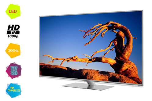 Panasonic TX-L42DT50 LED 3D