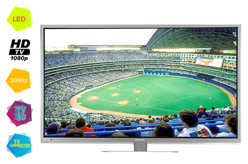 Panasonic TX-L42ET50E LED 3D