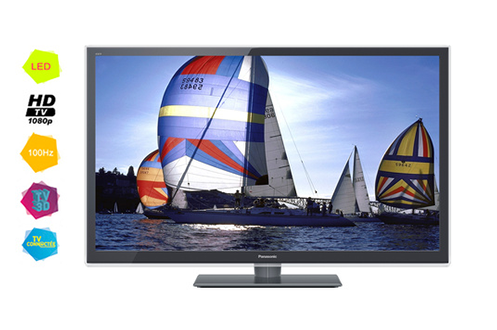 Panasonic TX-L42ET5E LED 3D