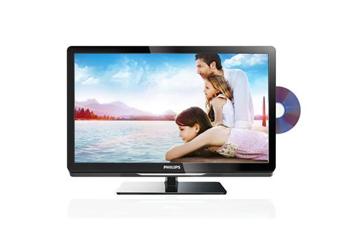 tv led philips 22pfl3557h dvd 22pfl3557h 8879710. Black Bedroom Furniture Sets. Home Design Ideas