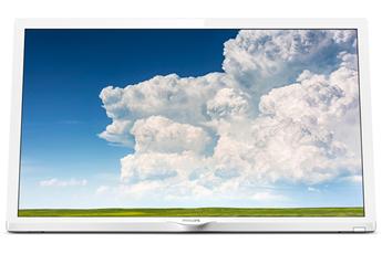 """Ecran de 60 cm (24"""") - HDTV Technologie 50 Hz - Rétro éclairage LED Edge 2 HDMI, 1 Port USB, 1 VGA, Port CI+, prise péritel"""