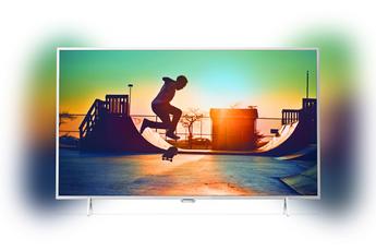Ecran de 82 cm - FULL HD Rétro-éclairage LED Direct Micro Dimming - 50 Hz (500 Ppi) Smart TV et Wifi, Android Tv, Ambilight 2, Dual Core 4 HDMI, 3 USB, Port CI+