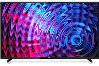 """Ecran de 108 cm (43"""") - HDTV 1080p Rétro éclairage Direct LED Technologie 50Hz (PMR 200Hz) 2 HDMI, 1 Port USB, 1 DVI, Port CI+"""