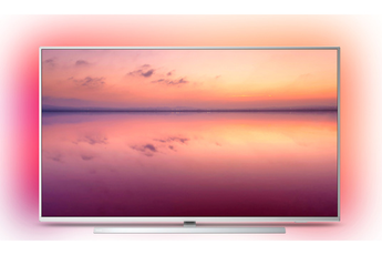 "Ecran de 108 cm (43"") - 100% 4K UHD Pixel Precise Ultra HD - Dolby Vision et Dolby Atmos 3 HDMI, 2 Ports USB, Port CI+ Smart TV, Wifi intégré, Wifi Direct"