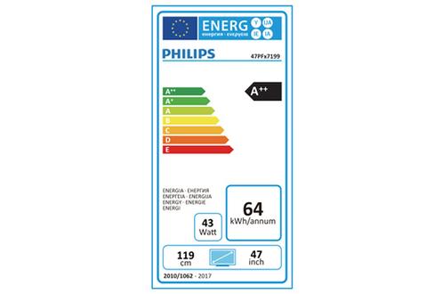 Philips 47PFK7199 SMART 3D