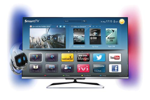tv led philips 47pfl6198k smart 3d 47pfl6198k 8839530. Black Bedroom Furniture Sets. Home Design Ideas