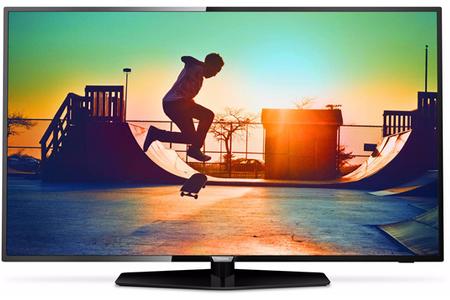 TV LED Philips 50PUS6162 4K UHD   Darty 2364356b6967