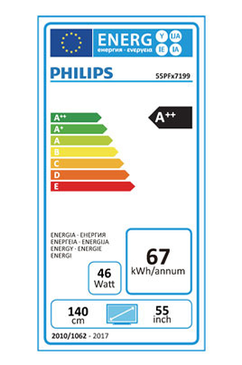 Philips 55PFK7199 SMART 3D