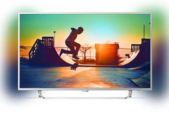 TV LED 55PUS6412 4K UHD Philips