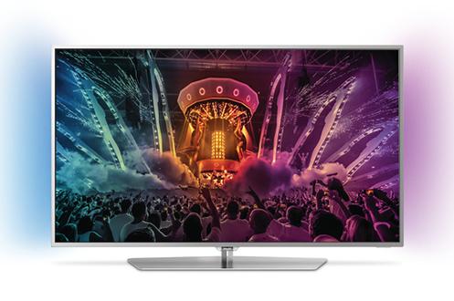 TV LED Philips 55PUS6551 4K UHD