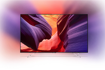 TV LED 65PUS8901 Ambilux 4K UHD Philips