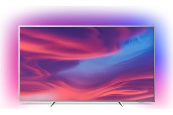 """Ecran de 178 cm (70"""") - 4K UHD Ambilight 3 côtés, mode gaming, Adaptive Ambilight & Ambilight Music Android TV, Google Assistant intégré, Chromecast intégrée & Bluetooth Processeur P5 Quad Core - HDR10+ - Dolby Vision - Dolby Atmos"""