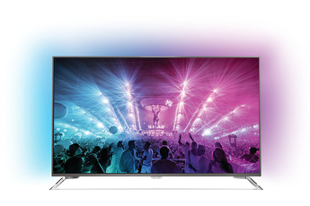 TV LED 75PUS7101 4K UHD Philips