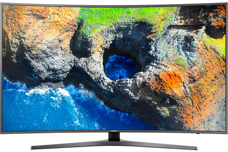 TV LED Samsung 55MU6645 4K UHD | Darty