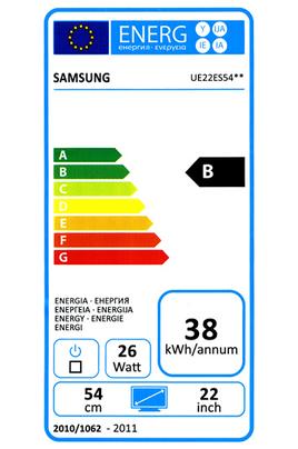 Samsung UE22ES5410 LED BLANC
