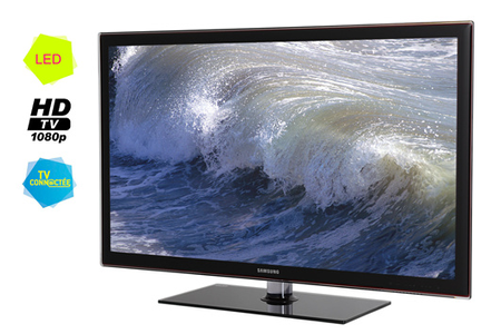 TV LED Samsung UE40D5700 LED