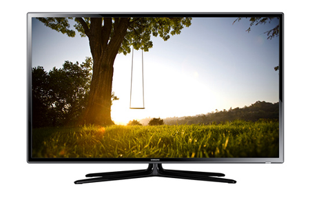 Tv Led Samsung Ue40f6100 Led 3d 40f6100 Darty