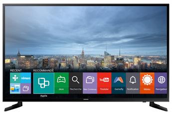 TV LED UE40JU6000 4K UHD Samsung