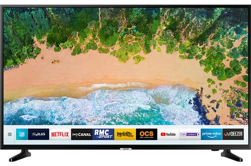 Forum SAMSUNG UE43NU7025: Smart TV - Darty