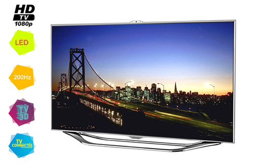The samsung 46 es8000 slim led tv features smart interaction, which gives you intuitive control via speech