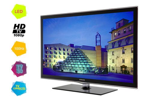 tv led samsung ue55d6300 led 3d ue55d6300 3428494. Black Bedroom Furniture Sets. Home Design Ideas