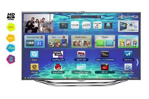 Samsung UE55ES8000 LED 3D