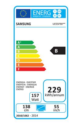 Samsung UE55F9000 4K UHD
