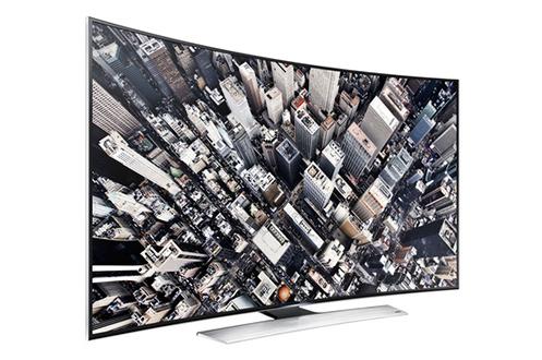 Samsung UE55HU8500 4K UHD CURVED