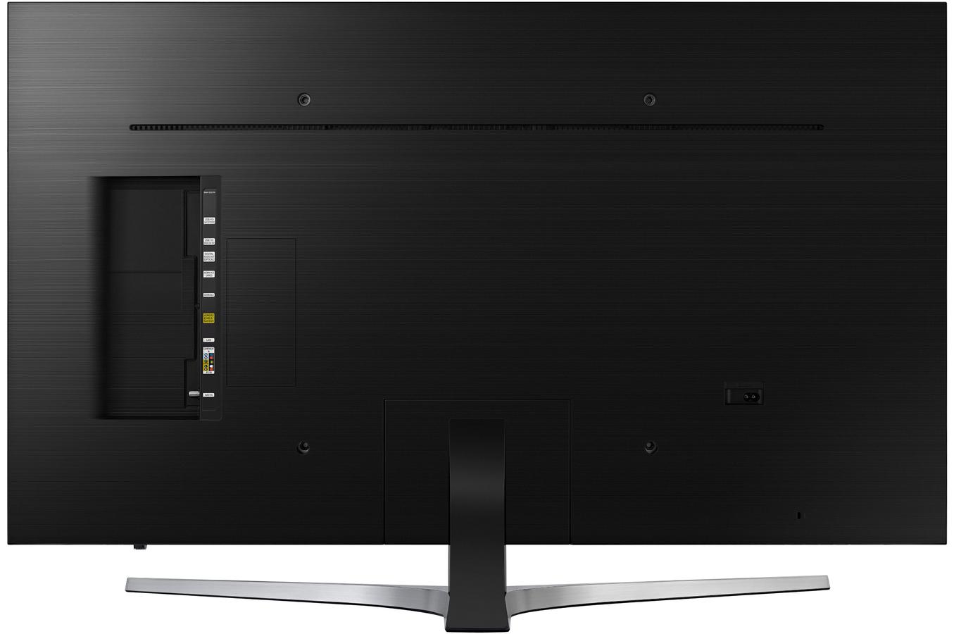 tv led samsung ue55mu6405 4k uhd 4309871 darty. Black Bedroom Furniture Sets. Home Design Ideas
