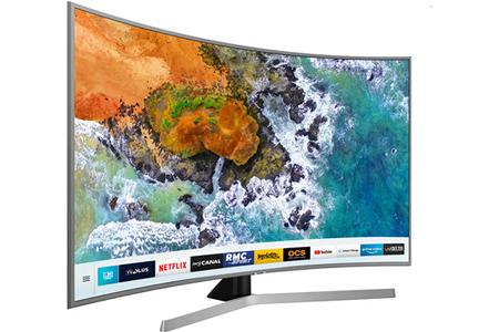 edd521e88a9 TV LED Samsung UE55NU7645 4K UHD - UE55NU7645U 4K UHD