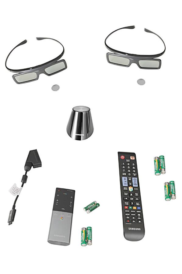 Tv led samsung ue65es8000 led 3d ue65es8000 3625273 for Darty cuisine outil 3d