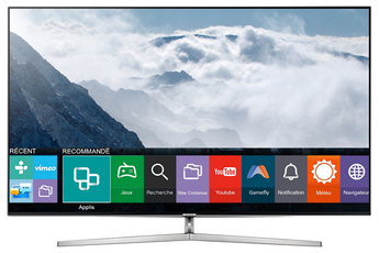 TV LED UE65KS8000 4K UHD Samsung