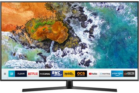 TV LED Samsung UE65NU7405 4K UHD | Darty