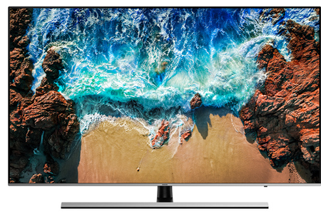TV LED Samsung UE75NU8005 4K UHD | Darty