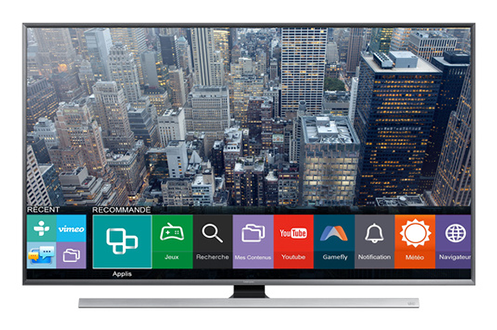 TV LED Samsung UE85JU7000 4K UHD