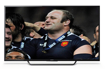 TV LED KD49X8005 4K UHD Sony