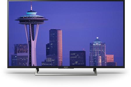 tv led sony kd49xe7096 4k uhd darty. Black Bedroom Furniture Sets. Home Design Ideas