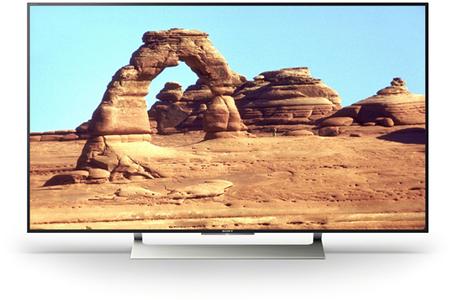 tv led sony kd55xe9005 4k uhd darty. Black Bedroom Furniture Sets. Home Design Ideas
