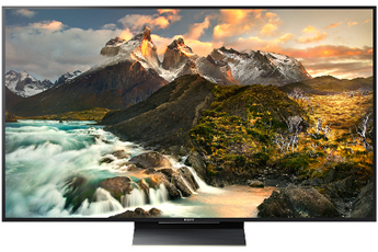 TV LED KD65ZD9 4K UHD Sony