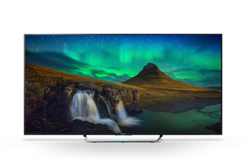 TV LED KD75X8505 4K UHD Sony