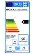 Sony KDL26EX550 LED BLANC photo 7