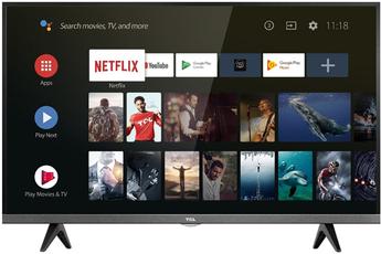 """Ecran de 80 cm (32"""") - Résolution HD Rétro-éclairage LED AndroidTv - Wifi intégré - 2 x 5 Watts 2 HDMI - 1 port USB - Port CI+"""