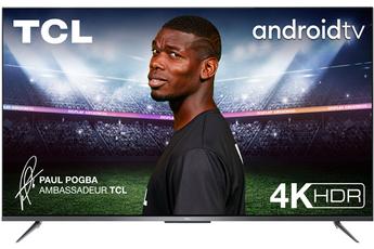Plus de détails TV LED Tcl 50P715 4K Ultra HD Smart TV Android 9.0 127cm