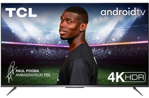 TV TCL 55 POUCES 4K UHD  AVEC ANDROID TV ET HDR