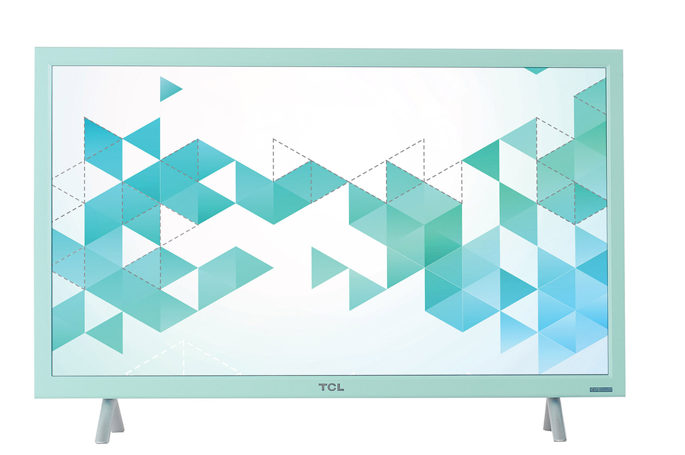 tv led tcl h24e4463 bleu aqua 4092678 darty. Black Bedroom Furniture Sets. Home Design Ideas
