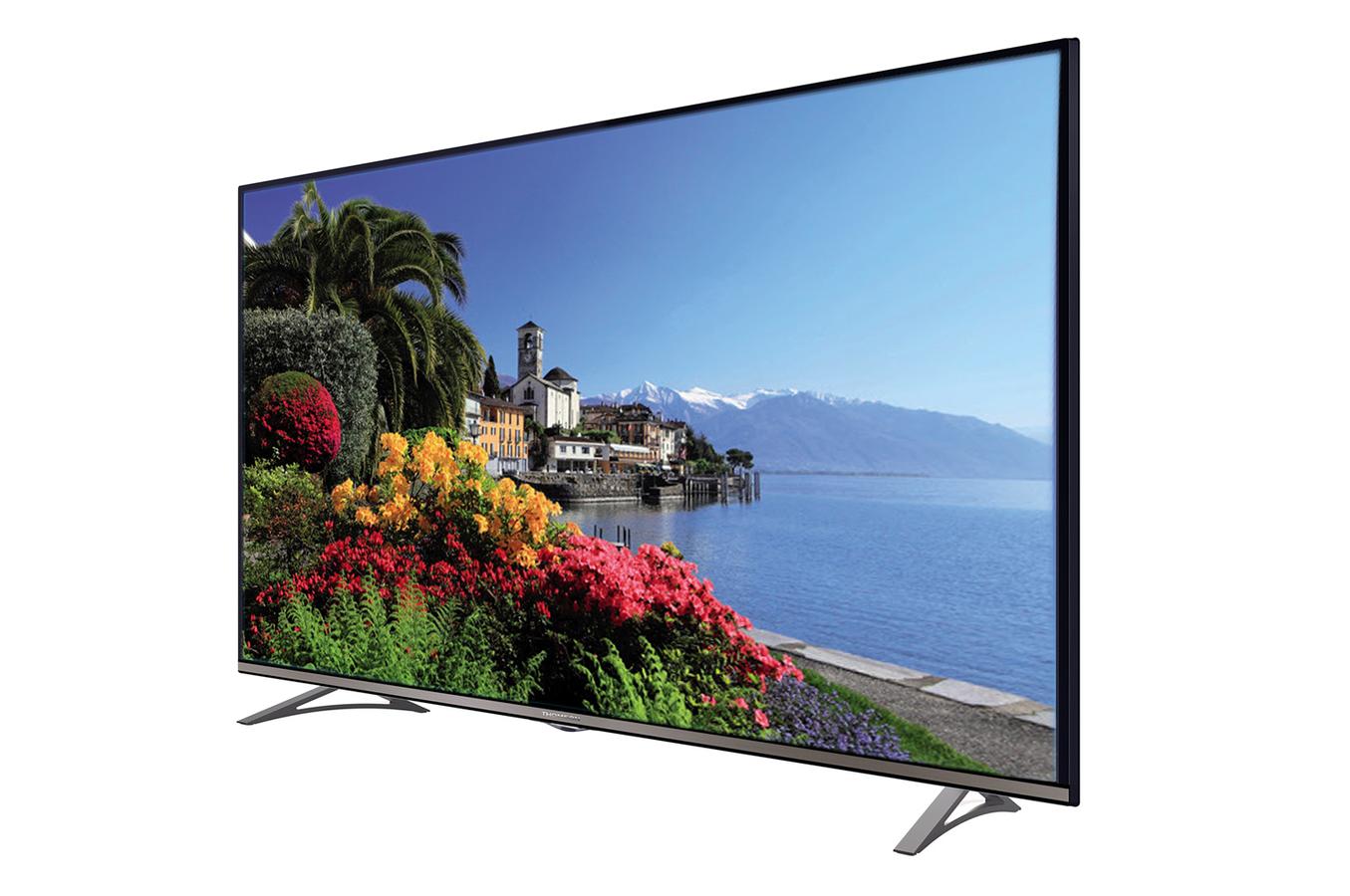 tv led thomson 55ua6406 4k uhd 4165179 darty. Black Bedroom Furniture Sets. Home Design Ideas
