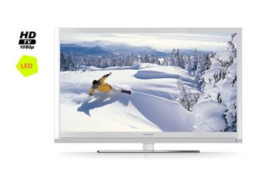 TV LED GRUNDIG 22VLE8120WF LED BLANC