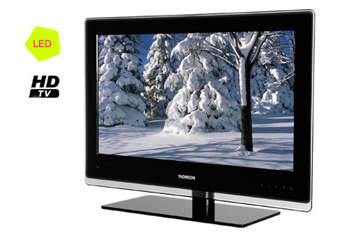 tv led thomson 26hs6246 led 26hs6246 3324478. Black Bedroom Furniture Sets. Home Design Ideas