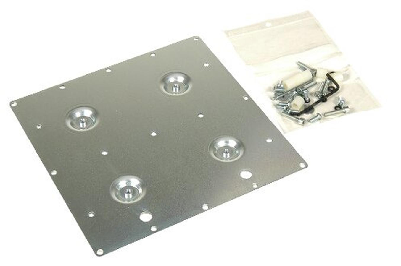 Accessoire pour support tv erard plaque d 39 adaptation vesa - Support tv sur pied darty ...